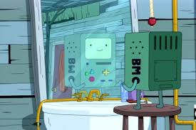 Adventure Time Distant Lands: When Did BMO Meet Football?