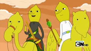 The Lemongrabs | Adventure time wallpaper, Adventure time wiki, Adventure  time
